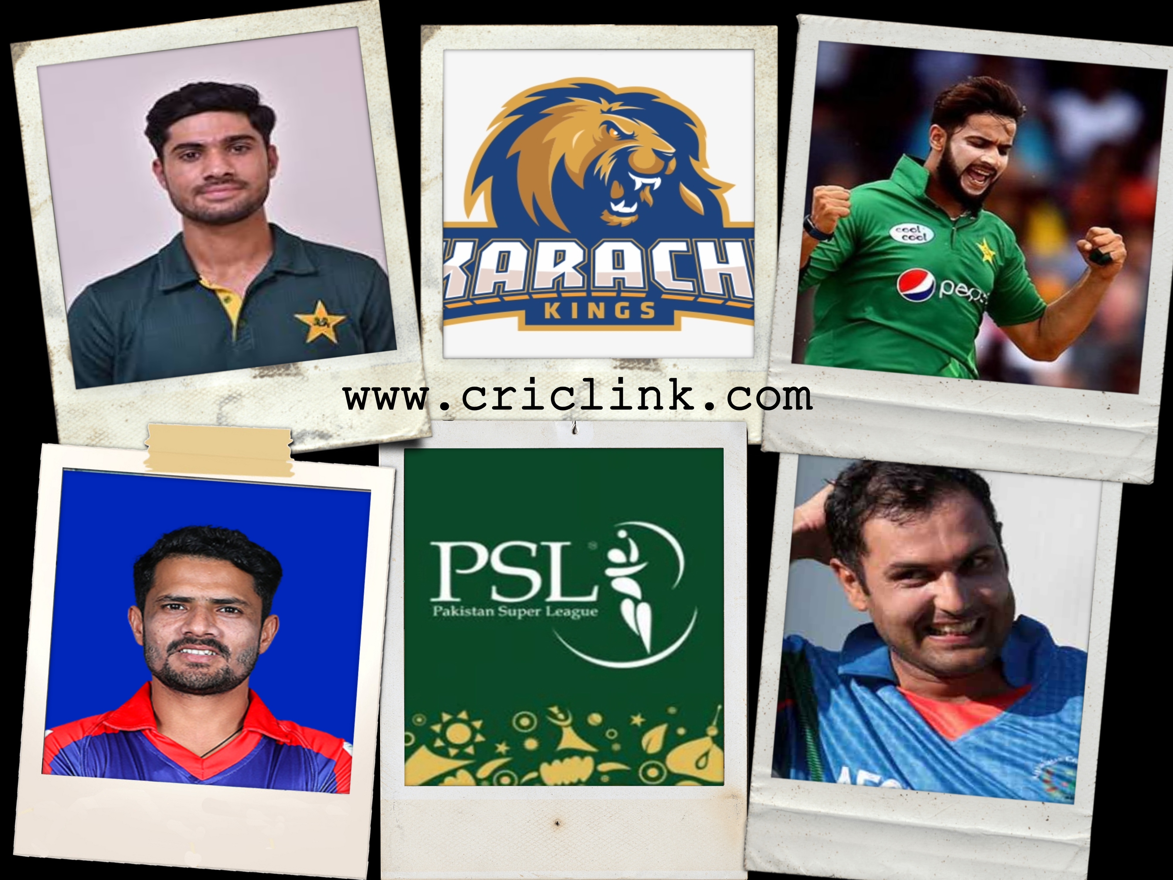 Karachi Kings All Rounders 2021