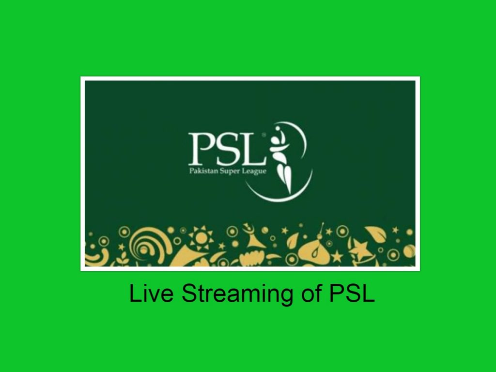 Pakistan Super League 2021 live streaming