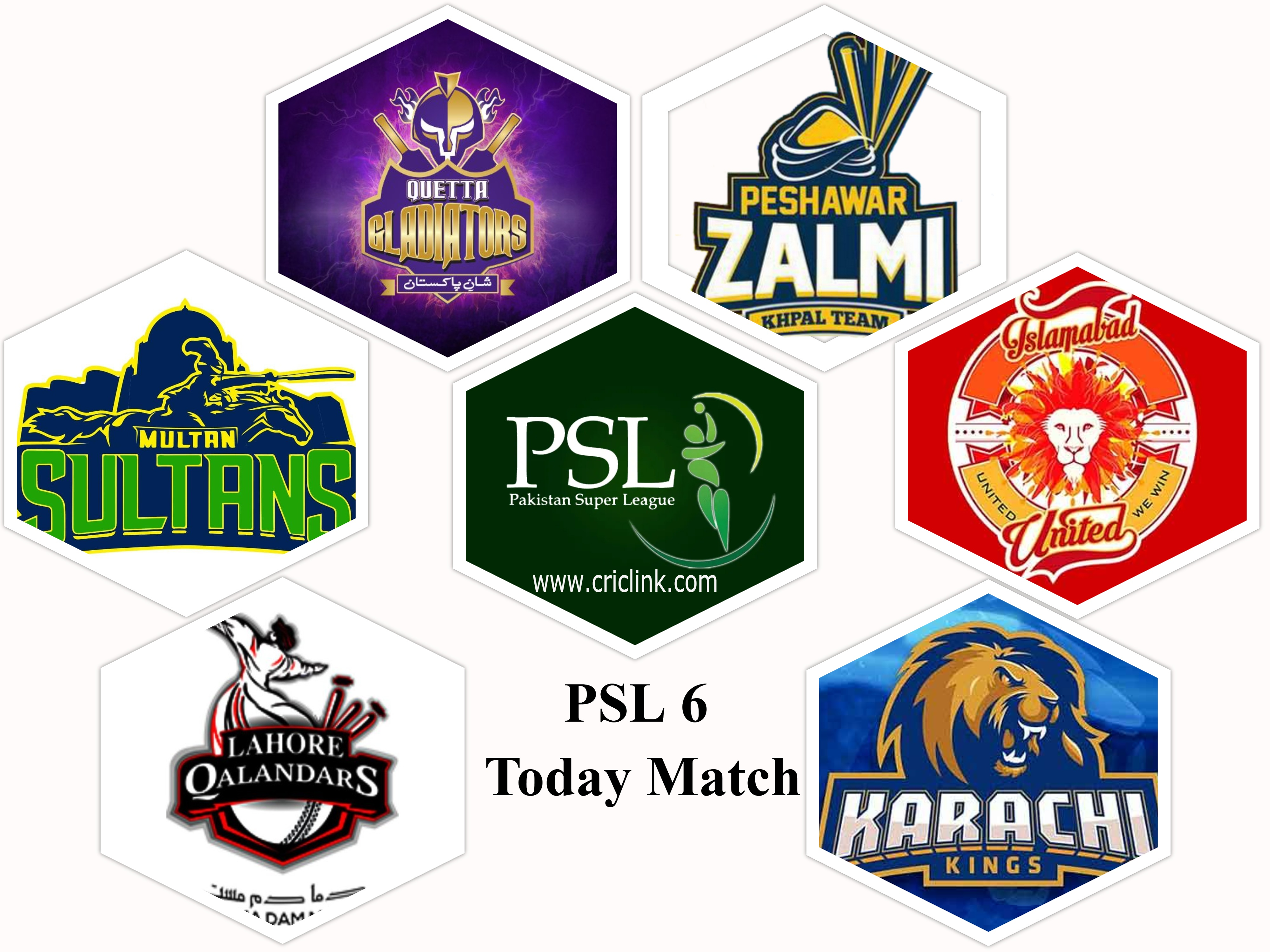 PSL 6 Today Match