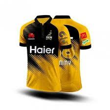 Peshwar Zalmi Black Kit