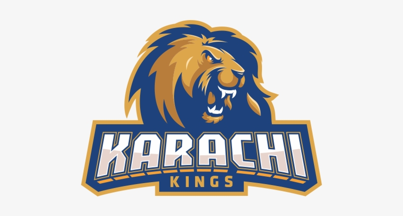 Karachi kings Logo