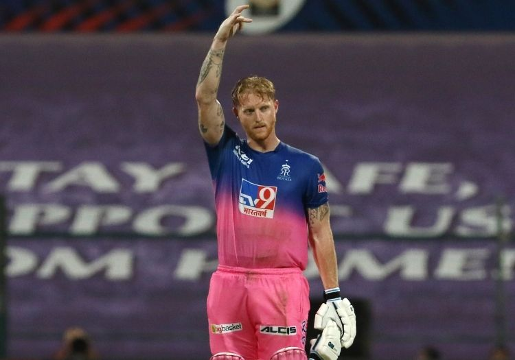Ben Stokes was picked by Rajasthan Royals for 12.5 crore INR