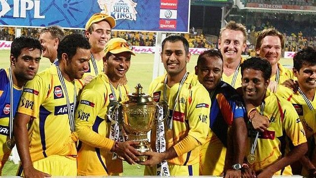 Chennai Super Kings 2021