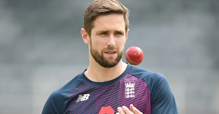 Chris Woakes sold at base price of 1.5 crore INR to Delhi Capitals.