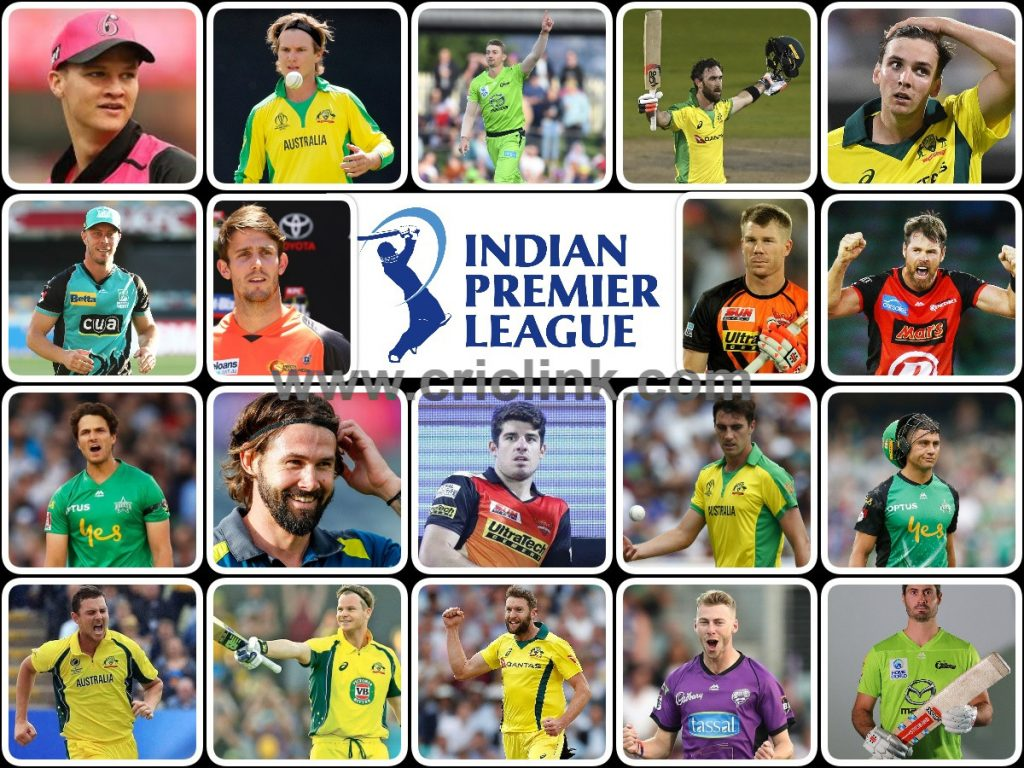 Australian Players in IPL 2021