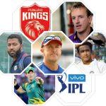 Punjab Kings Coach List & Owners