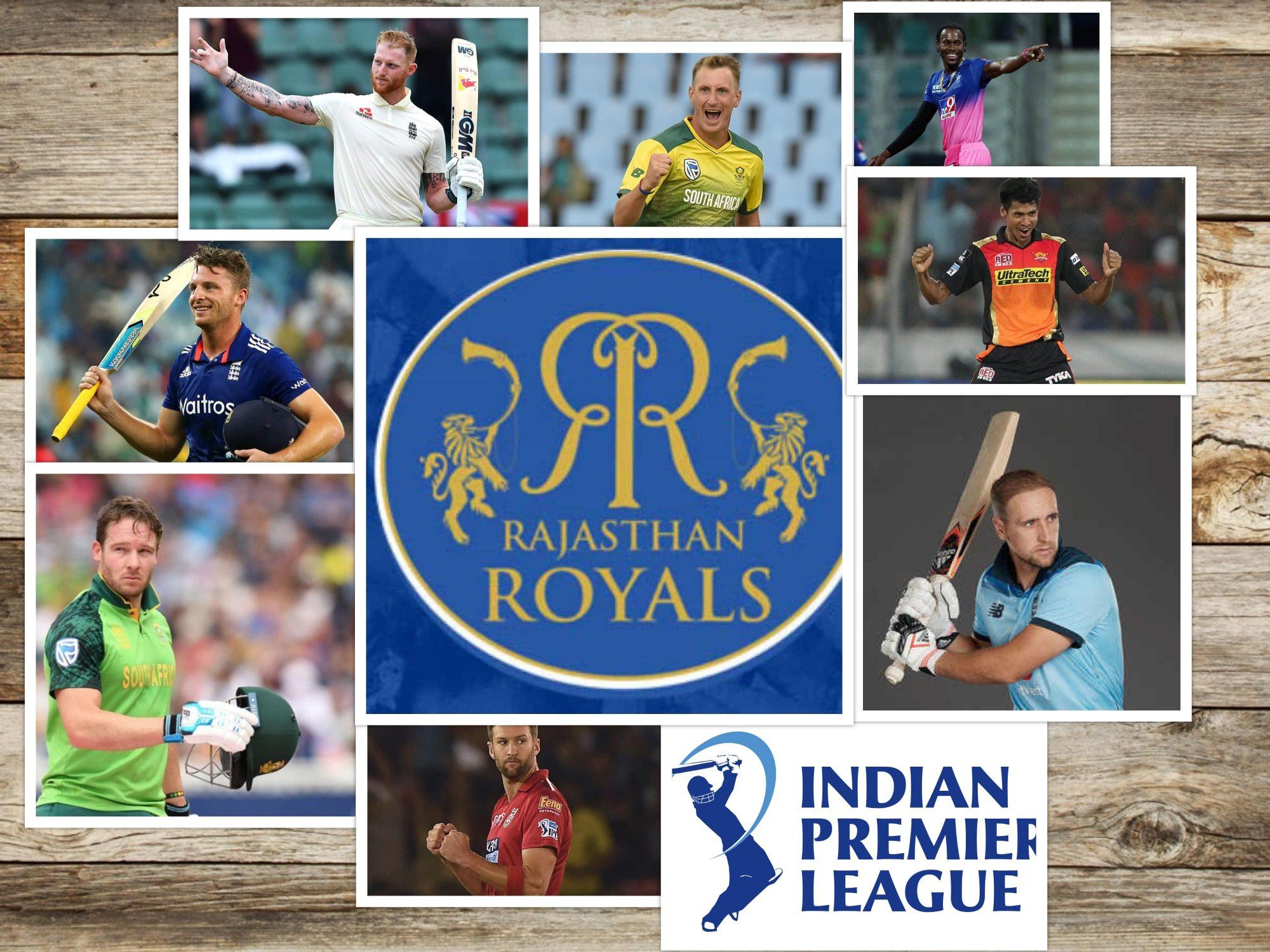 Rajasthan Royals Overseas Players