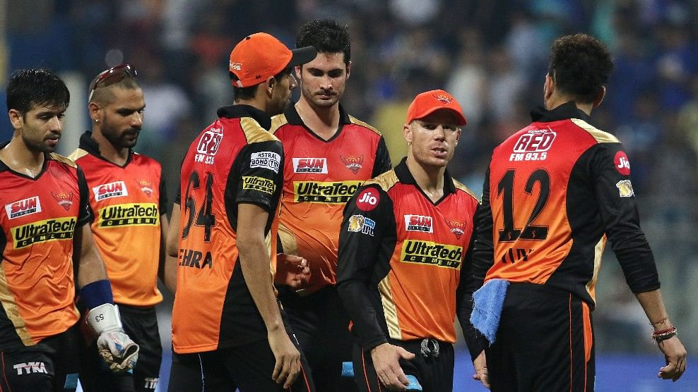 Sunrisers Hyderabad Squad 2021