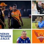 Sunrisers Hyderabad Coach and Staff