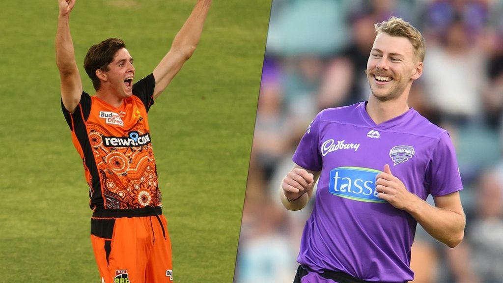 riley meredith and jhye richardson to play for Punjab Kings