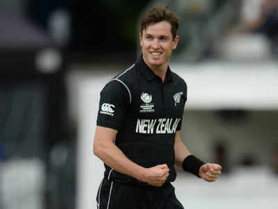 Adam Milne Bought By Mumbai Indians