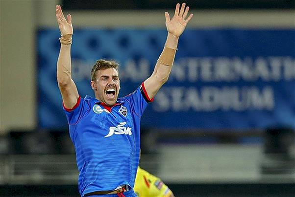 Anrich Nortje was retained by Delhi Capitals