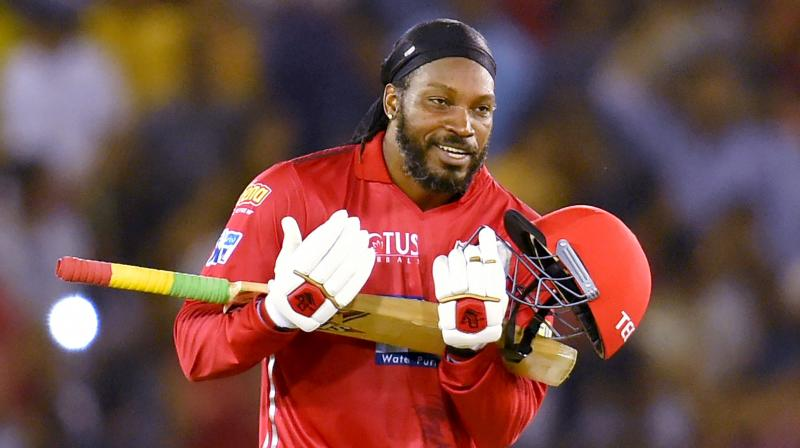 Chris Gayle Retained by Punjab Kings in INR 2 Crore for IPL 2021