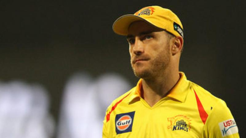 Faf du Plessis will play for CSK in IPL 2021