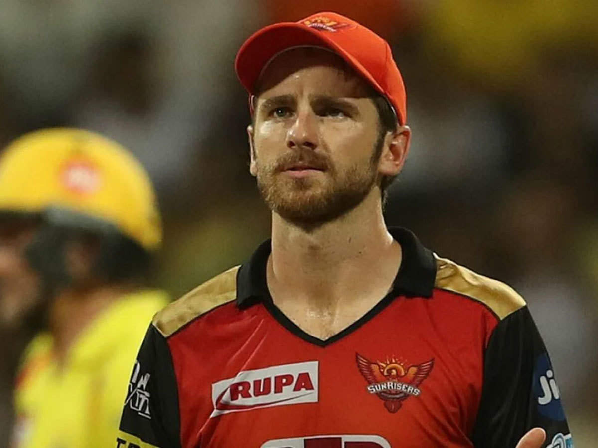 Kane Williamson was retained by Sunrisers Hyderabad