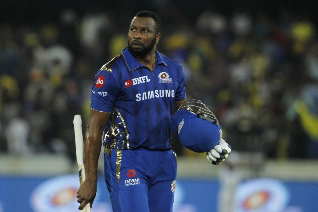 Kieron Pollard was retained by Mumbai Indians in INR 5.4 Crore in IPL 2021