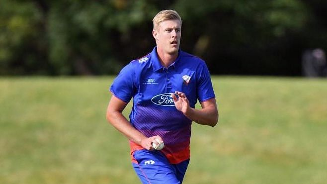 Kyle Jamieson Sold To Royal Challengers Bangalore For INR 15 Crores