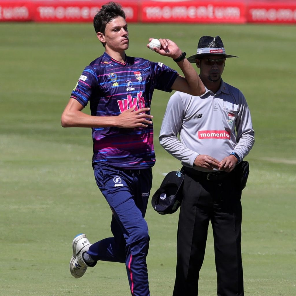 Marco Jansen is the new South African Player in IPL 2021
