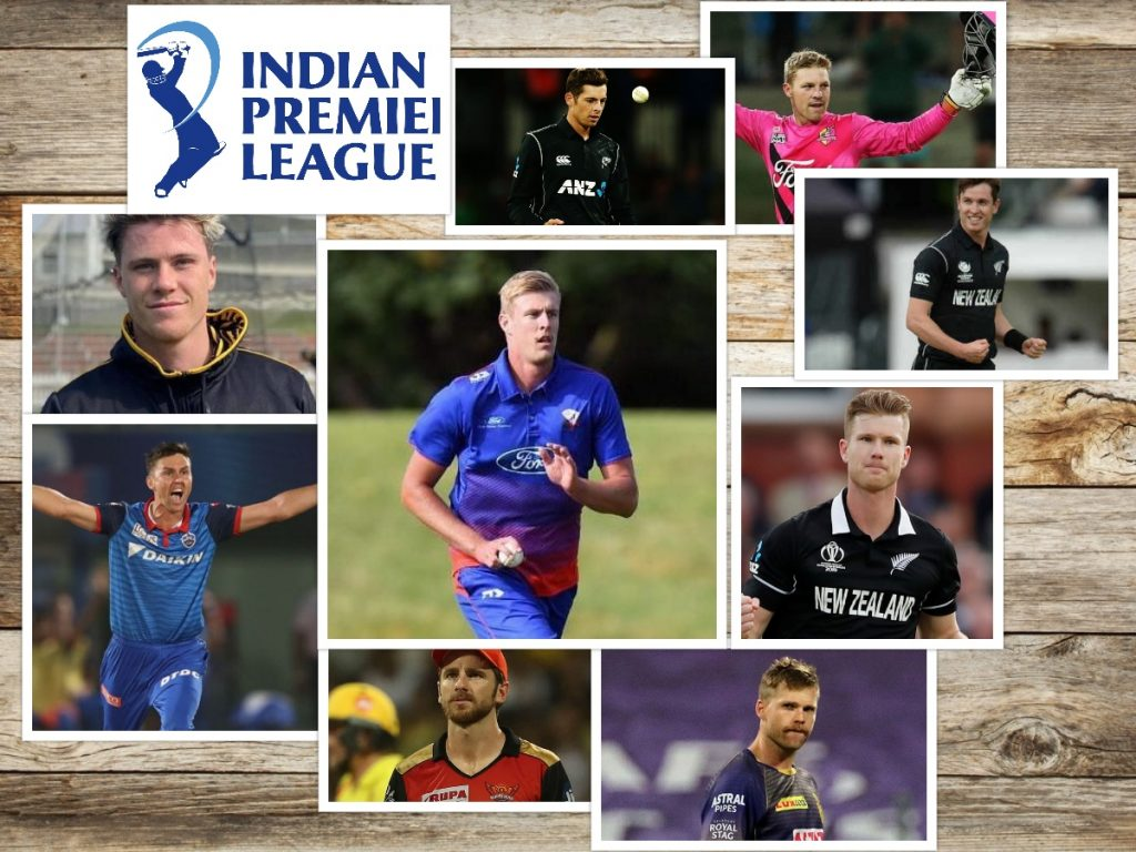 New Zealand Players in IPL