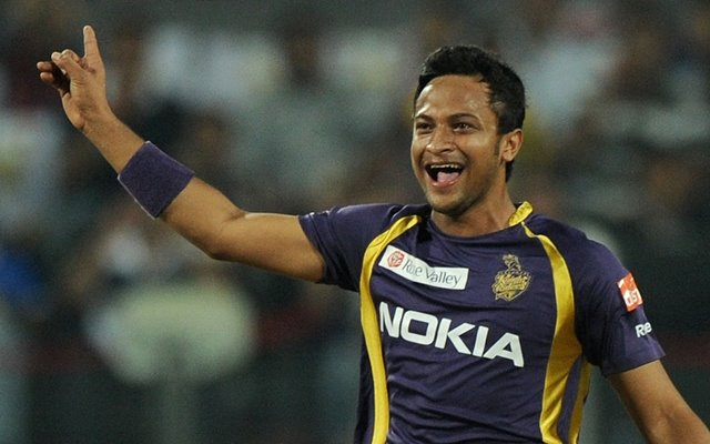 Shakib al Hasan to play for KKR in 2021