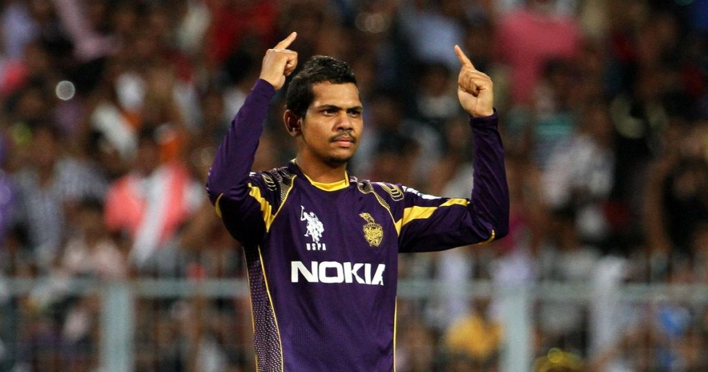 Sunil Narine was retained by Kolkata Knight Riders in INR 12.5 Crore for IPL 2021