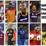West Indies Players in IPL 2021