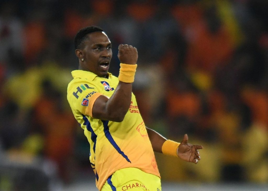 Dwayne Bravo retained by Chennai Super Kings in INR 6.4 Crore for IPL 2021