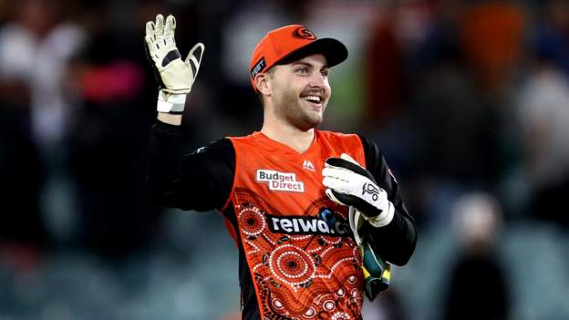 Leicestershire sign Josh Inglis for 2021 T20 Blast
