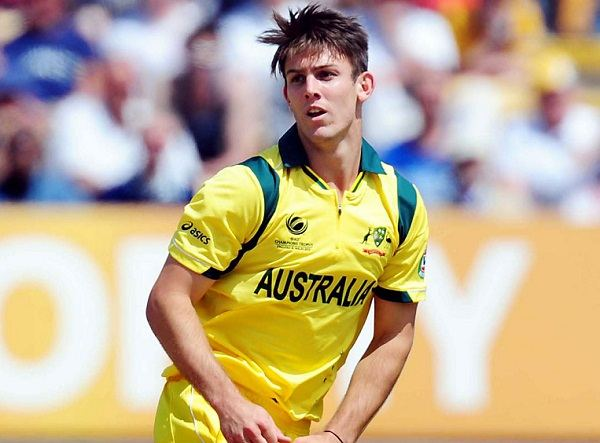 Mitchell Marsh signs for  Middlesex  for 2021 blast campaign