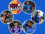 Afghanistan Cricketers in Vitality Blast 2021