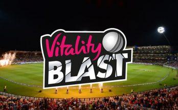 Vitality Blast 2021 Schedule