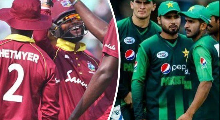 Pakistan Tour of West Indies 2021