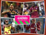 West Indies Players in Hundred Cricket 2021