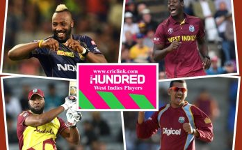 West Indies Players in Hundred Cricket
