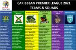 CPL 2021 Squad