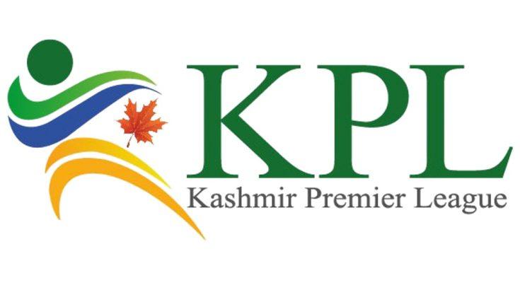 Kashmir Premier League 2021 Schedule
