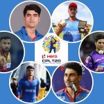 Afghanistan Players in CPL