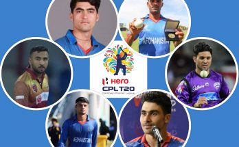 Afghanistan Players in CPL 2021