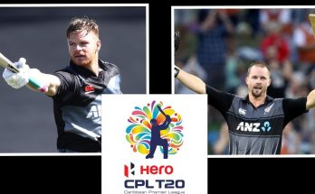 New Zealand Players in CPL