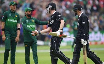 New Zealand Tour of Pakistan 2021