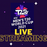 How to Watch 2021 ICC T20 World Cup Live Streaming?